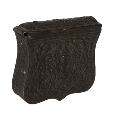 Bronze Belt Box 18th Century
