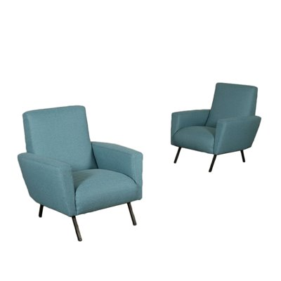 Vintage Armchairs Italy 1960's