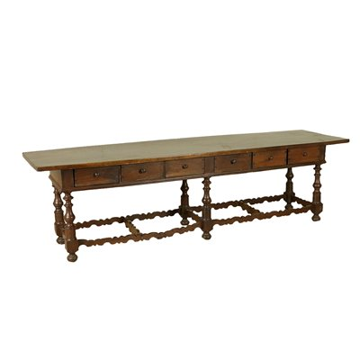 Antique Large Table