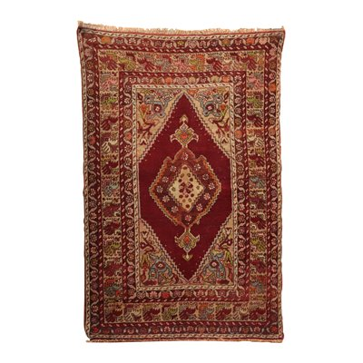 Konya Carpet Wool Turkey 1940s-1950s