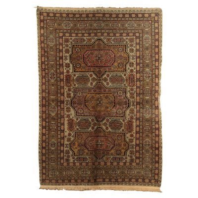 Erivan Carpet Wool and Cotton Romania 19th-20th Century