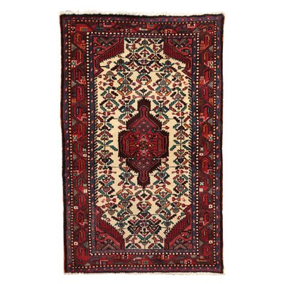 Meshkabed Carpet Wool and Cotton Iran 1980s