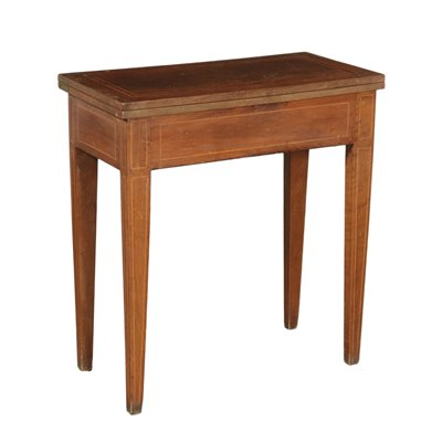 Coffee Table Neoclassical Walnut Rosewood Maple Italy Last Quarter'700