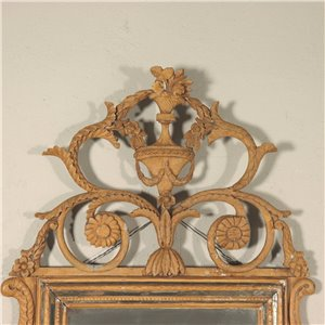 Neoclassical Mirror Italy Piedmont Late 18th Century