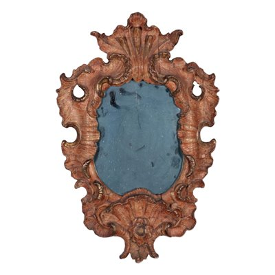 Baroque Mirror Italy 18th Century