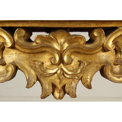 Late Baroque Wall Table Antiques Consoles