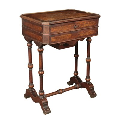 Working Table Italy 19th Century