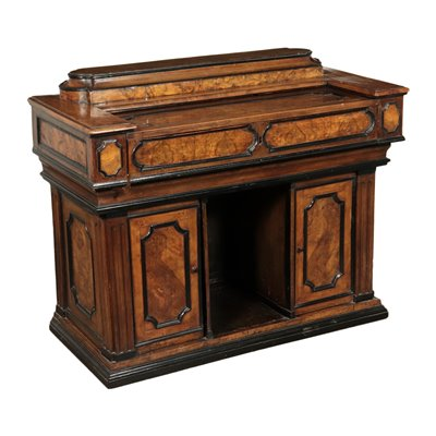 Revival Desk Italy 20th Century