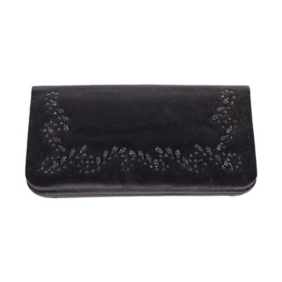 Vintage Clutch with Beads