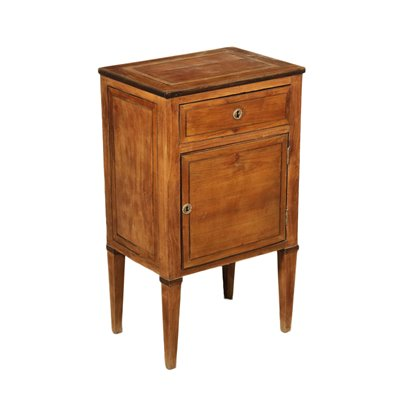 Neo-Classical Emilian Bedside Table Italy 18th Century