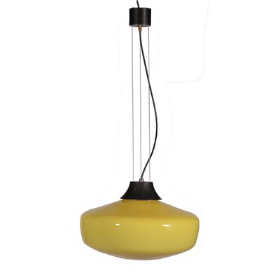 Vintage Ceiling Lamp Italy 1960's
