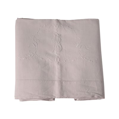 Flax Double Bed Sheet
