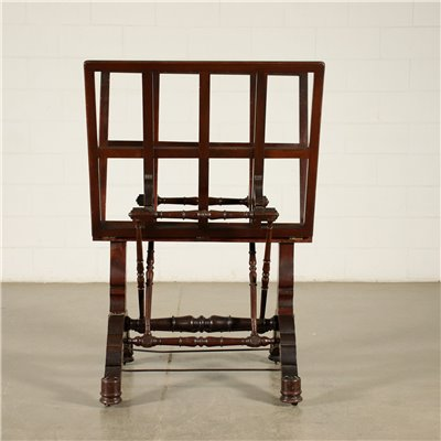 Drawings-Holder Easel Mahognay Italy 19th Century