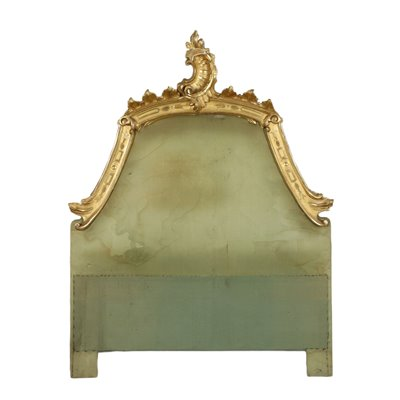 Eclectic Headboard Italy 19th Century