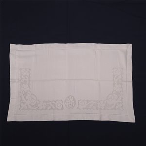 Double Bedsheet with 2 Pillowcases Falx Italy 20th Century