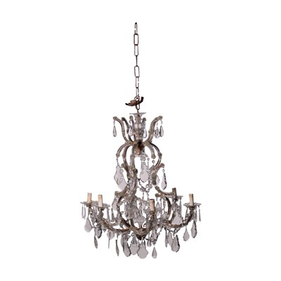 Chandelier In The Style of Maria Theresa Italy 20th Century