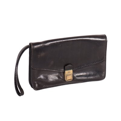 Vintage The Bridge Purse Leather Florence Italy1980s