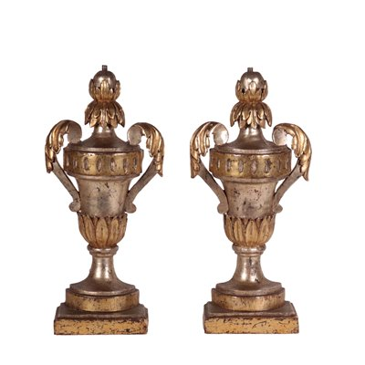 Pair of Neo-Classical Decoarative Elements 18th Century