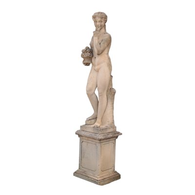 AllegoryOf Smell Stone Italy 20th Century
