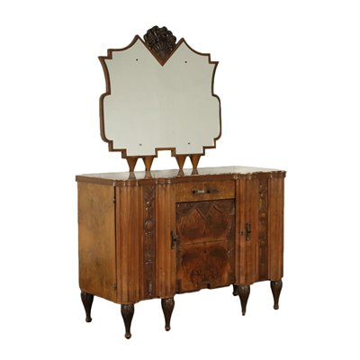Liberty Cupboard With Mirror Italy 20th Century