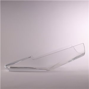 Crystal Diva Vase By Baccarat France 20th Century