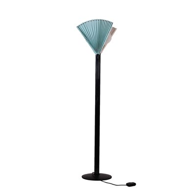 Lamp Butterfly By Afra & Tobia Scarpa For Flos Aluminium Fabric 1980s