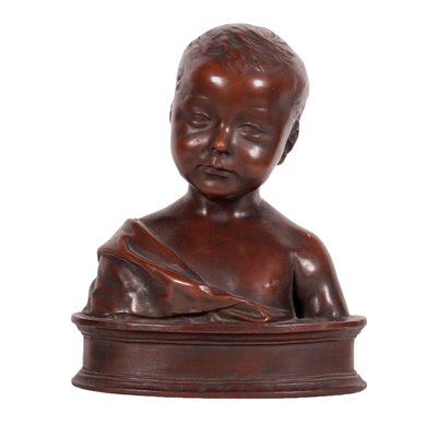 Signa Earth Child Bust