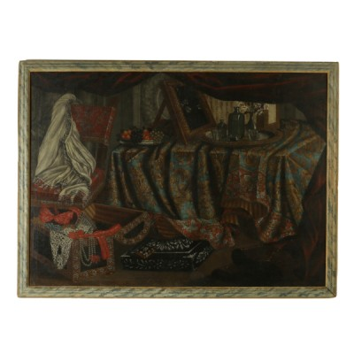 Antonio Gianlisi, attributable to Art Antique Painting