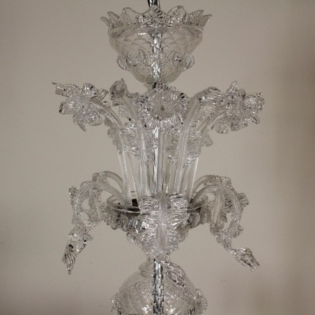 Ceiling lamp made in Murano Antiques Ceiling Lamps