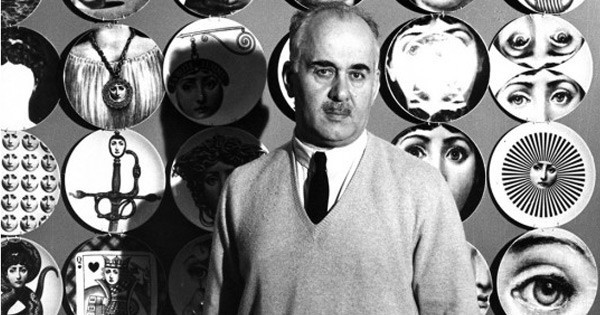 """Piero Fornasetti, a """"meticulous enthusiast of the uncertain"""""""