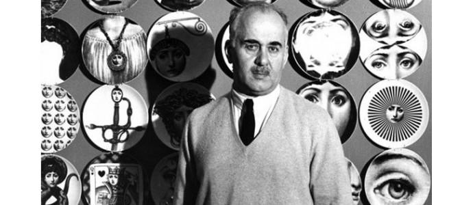 "Piero Fornasetti, a ""meticulous enthusiast of the uncertain"""