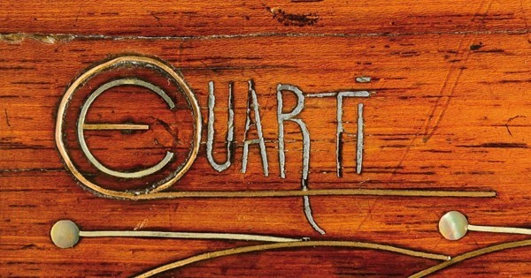 """Eugenio Quarti, the """"Prince of the Cabinet-Makers"""""""